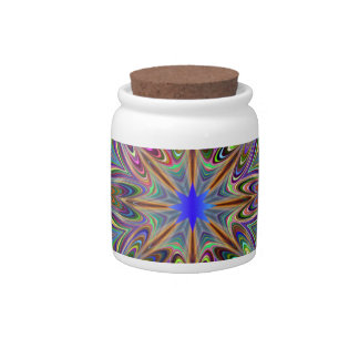 star candy jar