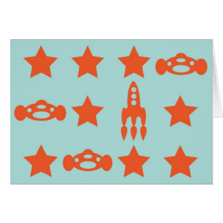 star car card