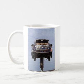 Star Car Classic White Coffee Mug