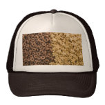 Star cereals with chocolate rings trucker hat