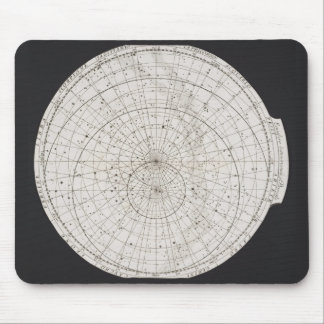 Star Chart of the Northern Hemisphere Mouse Pad