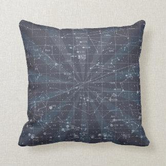 Star Chart Pillow