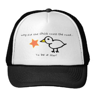 Star Chick Trucker Hat