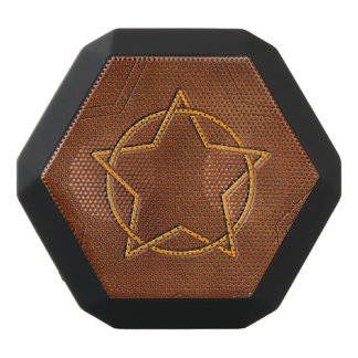Star & Circle Sorcerer Black Bluetooth Speaker