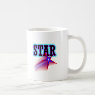 Star Classic White Coffee Mug