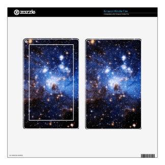 Star Cloud Kindle Fire Skin