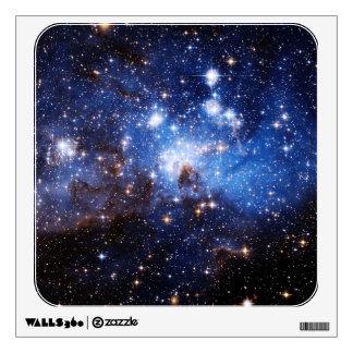 Star Cloud Wall Sticker