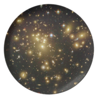 Star Cluster 2 Plate