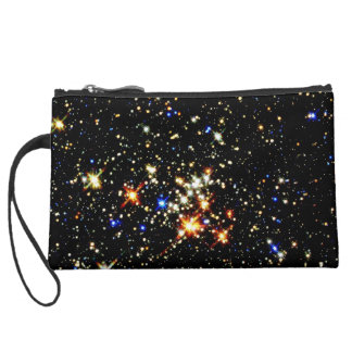 STAR CLUSTER (an outer space design) ~ Wristlets