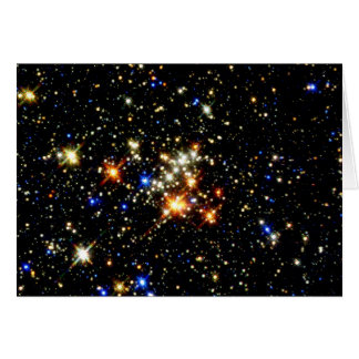 Star Cluster Card