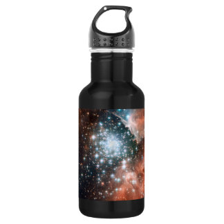 Star Cluster In The Milky Way Water Bottle