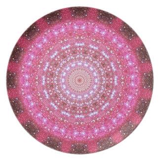 Star Cluster Melamine Plate