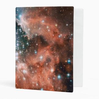 Star Cluster Mini Binder