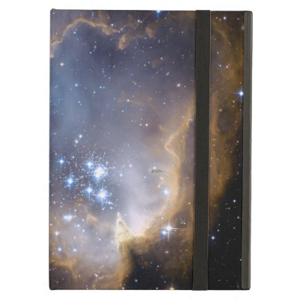 Star Cluster N90 Hubble Space iPad Folio Case