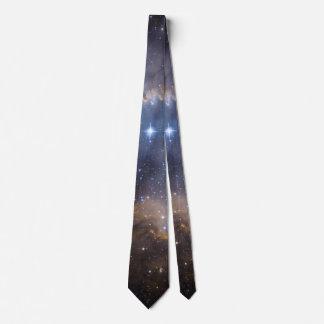 Star Cluster N90 Hubble Space NASA Neck Tie