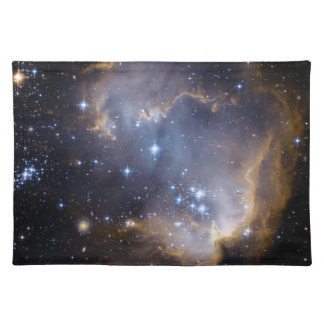 Star Cluster N90 Hubble Space Placemat