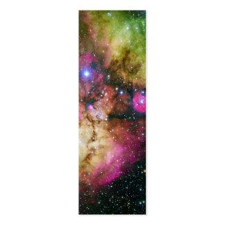 Star Cluster Nebula NGC 2467 Business Card