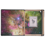 Star Cluster Nebula NGC 2467 Case For iPad