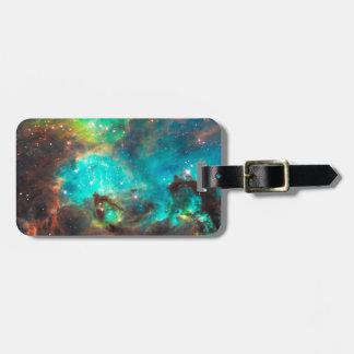 Star Cluster NGC 2074 Bag Tag