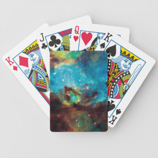 Star Cluster NGC 2074 Bicycle Playing Cards