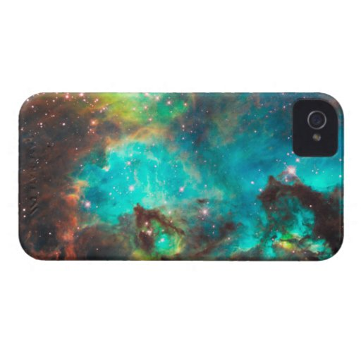 Star Cluster NGC 2074 iPhone 4 Case-Mate Case