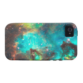Star Cluster NGC 2074 Vibe iPhone 4 Cover