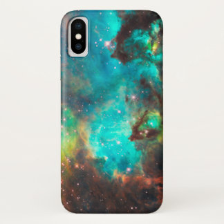 Star Cluster NGC 2074 iPhone X Case