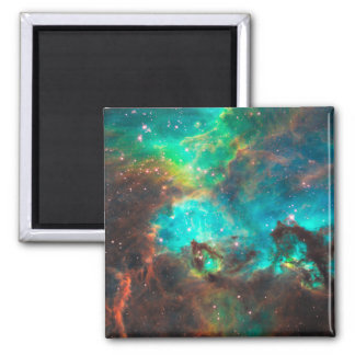 Star Cluster NGC 2074 Refrigerator Magnets