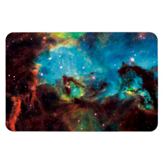 Star Cluster NGC 2074 Vinyl Magnets