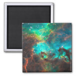 Star Cluster NGC 2074 Refrigerator Magnets
