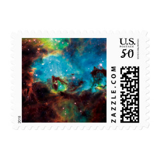 Star Cluster NGC 2074 Tarantula Nebula Space Photo Postage