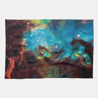 Star Cluster NGC 2074 Tarantula Nebula Space Photo Towel