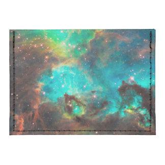 Star Cluster NGC 2074 Tyvek® Card Wallet