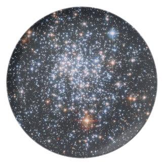 Star Cluster NGC 265 Dinner Plates