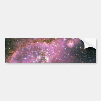 Star Cluster NGC 346 Car Bumper Sticker