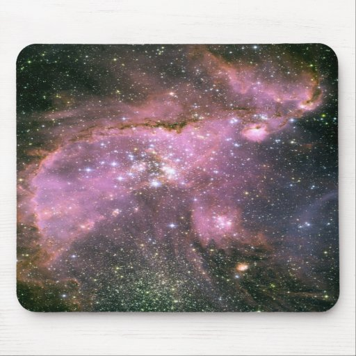 Star Cluster NGC 346 Mouse Mats