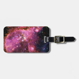 STAR CLUSTER NGC-346 (outer space) ~ Bag Tag