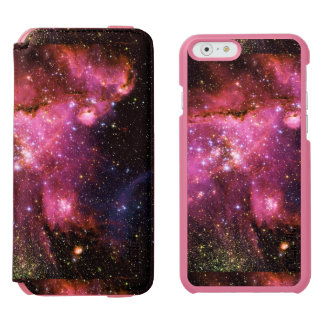 STAR CLUSTER NGC-346 (outer space) ~ iPhone 6/6s Wallet Case