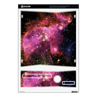STAR CLUSTER NGC-346 (outer space) ~ Skins For Xbox 360 S