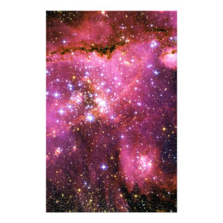 STAR CLUSTER NGC-346 (outer space) ~ Stationery