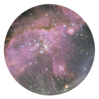 Star Cluster NGC 346 Party Plates