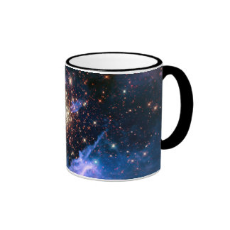 Star Cluster NGC 3603 Hubble Coffee Mug
