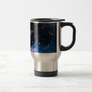 Star Cluster NGC 3603 Hubble Coffee Mugs
