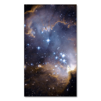 STAR CLUSTER (outer space) ~.jpg Magnetic Business Cards (Pack Of 25)