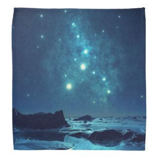Star Cluster over Ocean Bandana