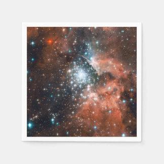 Star Cluster Paper Napkin