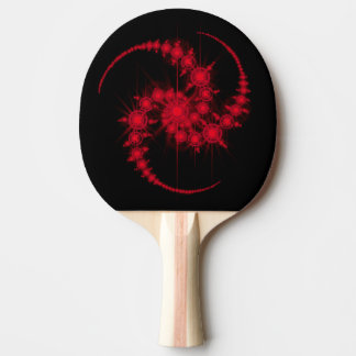 star cluster ping pong paddle
