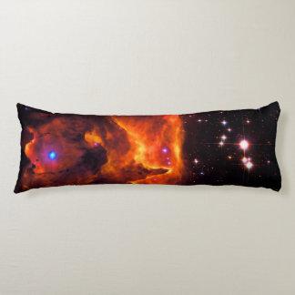 Star Cluster Pismis 24, core of NGC 6357 Body Pillow