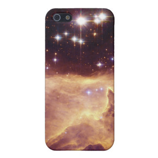 Star Cluster Pismis 24 in Emission Nebula NGC 6357 Cases For iPhone 5