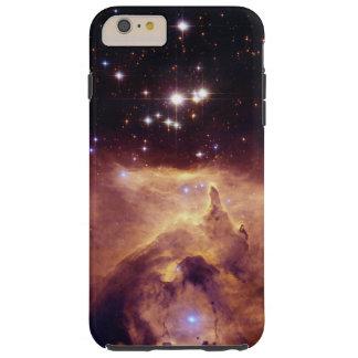 Star Cluster Pismis 24 in Emission Nebula NGC 6357 Tough iPhone 6 Plus Case